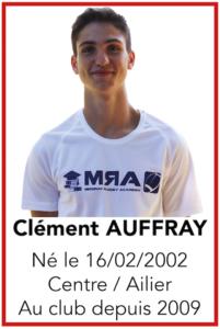 AUFFRAY Clément