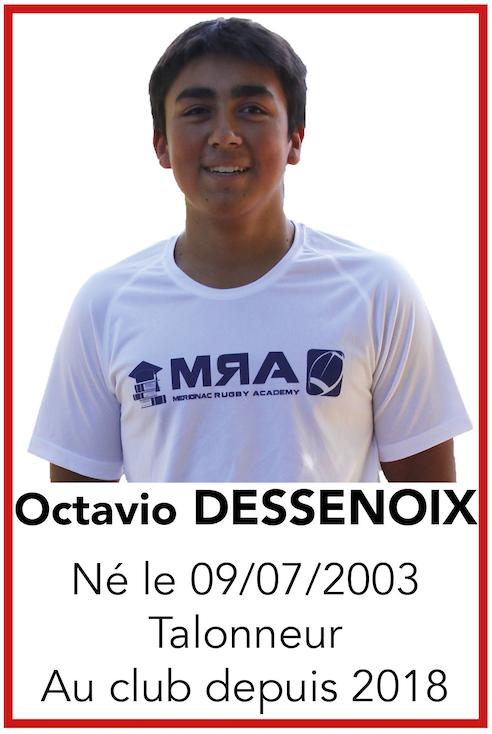 DESSENOIX Octavio