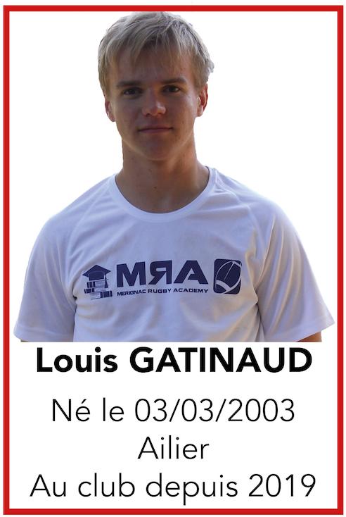 GATINAUD Louis