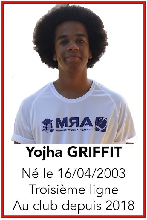 GRIFFIT Yojha