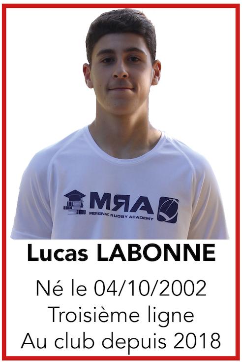 LABONNE Lucas
