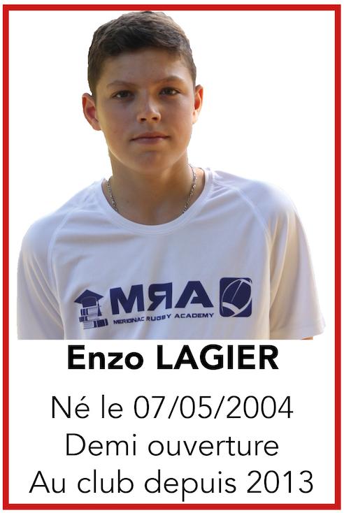 LAGIER Enzo