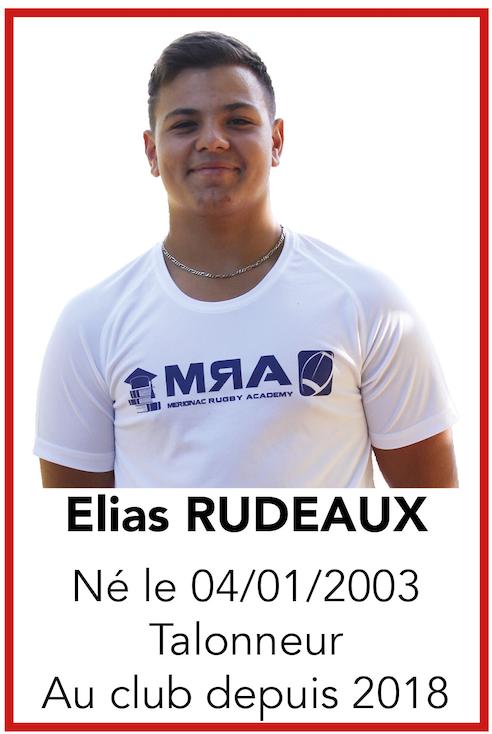 RUDEAUX Elias